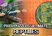 Grab Pixel Puzzles Ultimate Reptiles FREE Steam DLC key