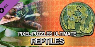 Grab Pixel Puzzles Ultimate Reptiles FREE Steam DLC key