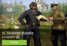 Groupees 1C Strategy Bundle