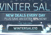 Bundle Stars Winter Sale Day 1