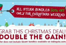 50% off all bundles on Indie Gala