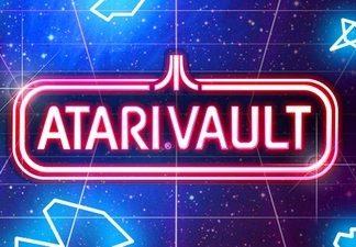 Bundle Stars Atari Vault