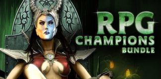 Bundle Stars RPG Champions Bundle
