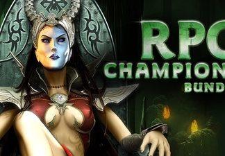 Bundle Stars RPG Champions Bundle