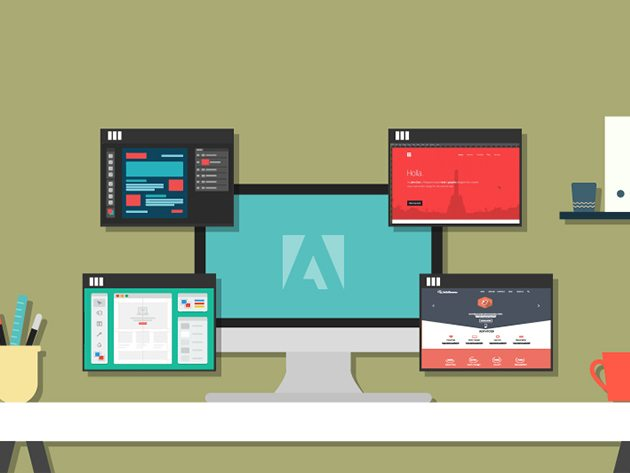 Adobe Super Bundle: 130 Expert Courses