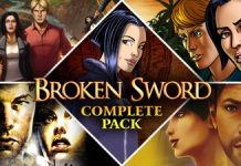Bundle Stars Broken Sword Complete Pack