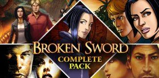 Bundle Stars Broken Sword Complete Pack