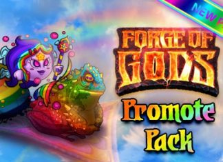 Grab a FREE Forge of Gods: The Promote Pack Steam key