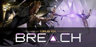 Deus Ex Breach and Cayne are now both free on Steam