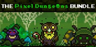 Indie Gala Pixel Dungeons Bundle