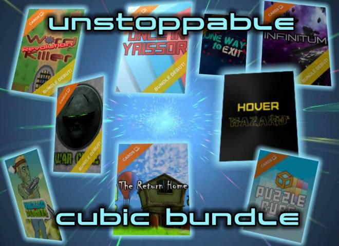Unstoppable Cubic Bundle