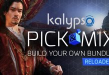 Bundle Stars Kalypso Pick & Mix Bundle