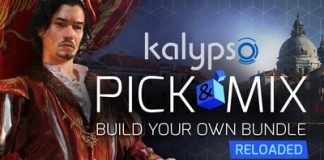 Bundle Stars Kalypso Pick & Mix Bundle