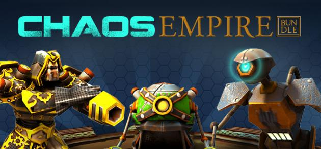 Indie Gala Chaos Empire Bundle