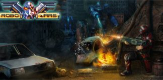 Free Steam Key: Robowars