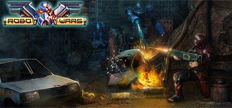 Free Steam Key: Robowars
