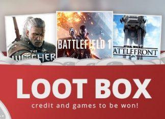 GMG Mighty Ten Loot Box