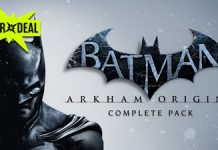 Bundle Stars Batman Arkham Origins Complete