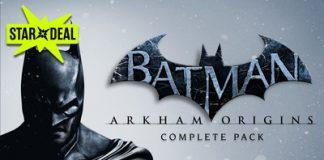 Bundle Stars Batman Arkham Origins Complete