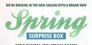 Square Enix Surprise Box Spring 2017