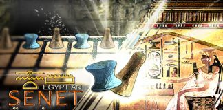 Grab Egyptian Senet for FREE (Steam key)