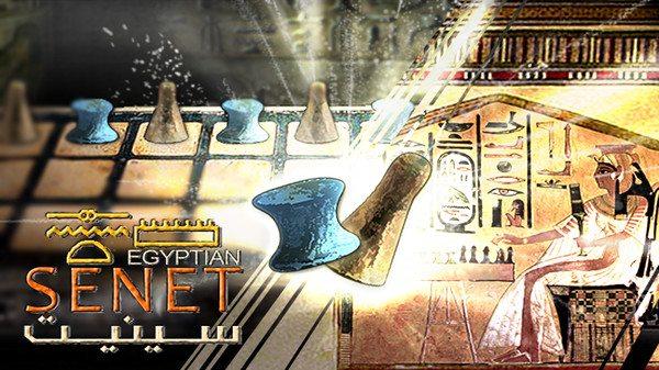 Grab Egyptian Senet for FREE (Steam key)
