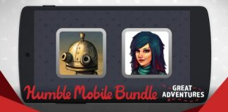 The Humble Mobile Bundle: Great Adventures