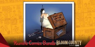 The Humble Comics Bundle: Bloom County