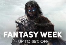 Humble Store Fantasy Week