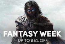 Humble Store Fantasy Week