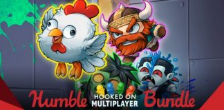 The Humble Hooked on Multiplayer Bundle