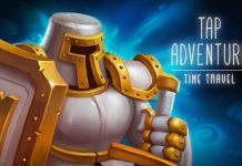 Tap Adventure: Time Travel DLC Steam key giveaway