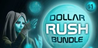 Bundle Stars Dollar Rush Bundle - 21 Steam titles for $1