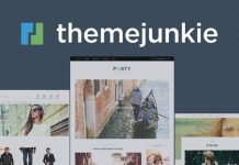 Theme Junkie WordPress Themes: Lifetime Subscription