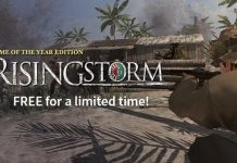 Humble is giving away Rising Storm Game of the Year Edition for FREE