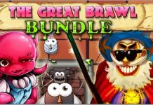 The Great Brawl Cubic Bundle