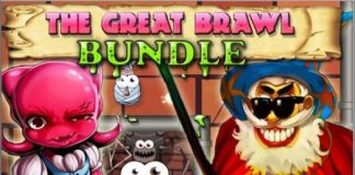 The Great Brawl Cubic Bundle