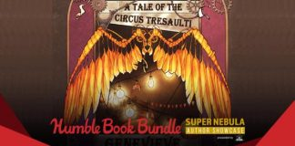 The Humble SciFi Nebula Book Bundle