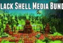 Indie Gala Black Shell Media Bundle 2