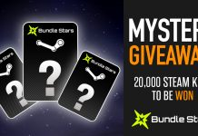 20000 Mystery Steam Keys Giveaway
