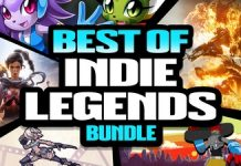 Best of Indie Legends Bundle