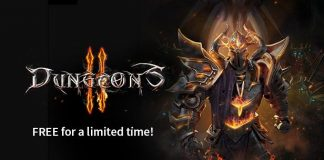 Humble Store: Free Dungeons 2 Steam Key