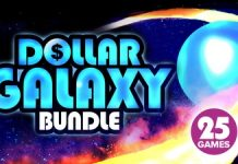 Dollar Galaxy Bundle - 25 Steam games for $1