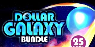 Dollar Galaxy Bundle - 25 Steam games for $1