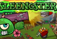 Grab a free Sleengster Steam key