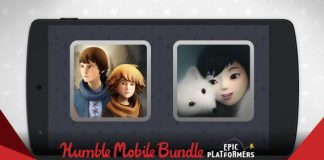 The Humble Mobile Bundle: Epic Platformers