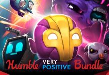 The Humble Very Positive Bundle