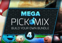 Choose out of 40 games in the Bundle Stars Mega Pick & Mix Bundle 4