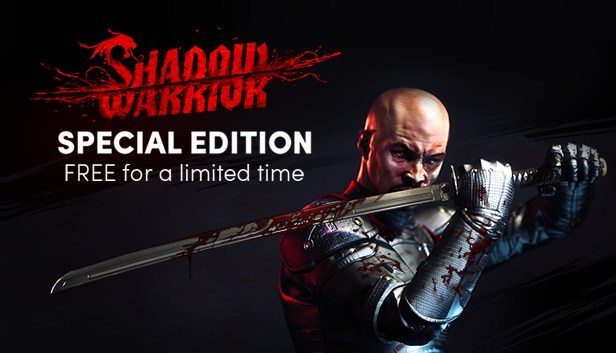 Shadow Warrior is FREE in the Humble Store for 48 hrs