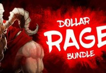 Bundle Stars Dollar Rage Bundle (23 Steam games for $1)